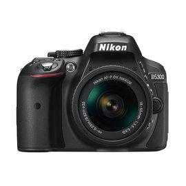 Nikon Nikon D5300 + AF-P 18-55 VR (Demo, niet gebruikt)