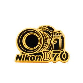 Nikon Accessoires Pin Nikon D70