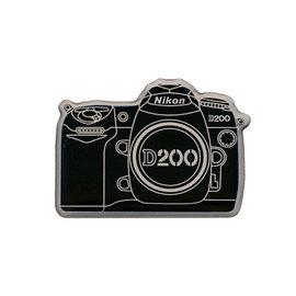 Nikon Accessoires Pin Nikon D200