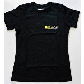 Nikon Accessoires I AM NIKON dames t-shirt