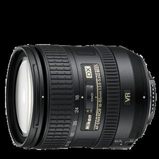Nikon Occasion: Nikkor AF-S 16-85/3.5-5.6G ED DX VR (12 maanden garantie)