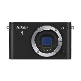 Nikon Occasion: Nikon 1 J3 black + 10-30 PD zoom