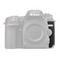Nikon Onderdelen Rubber links Nikon D7500