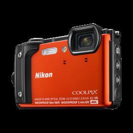 Nikon Nikon Coolpix W300 oranje - demomodel