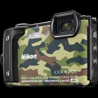 Nikon Nikon Coolpix W300 camouflage - demomodel (inclusief 12 maanden garantie)