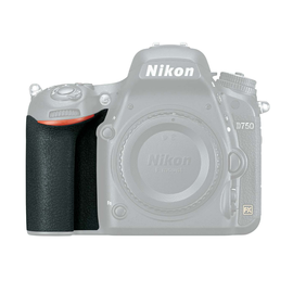 Nikon Onderdelen Rubber bekleding Grip D750