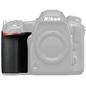 Nikon Onderdelen Rubber bekleding Grip D500