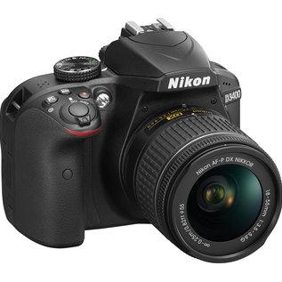Nikon NIKON D3400 + AF-P 18-55 VR occasion (inclusief  12 maanden garantie)