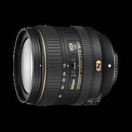 Nikon Demo: Nikkor AF-S DX NIKKOR 16-80mm f/2.8-4E ED VR