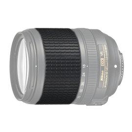 Nikon Onderdelen AF-S 18-140mm f/3.5-5.6G DX VR zoom rubber