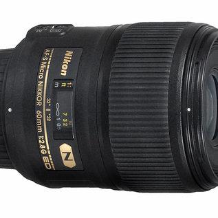 Nikon Occasion: AF-S 60/2.8 G ED (inclusief 12 maanden garantie)