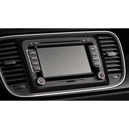 Volkswagen Navigatiesysteem RNS 510 3C8035680B - LED SSD