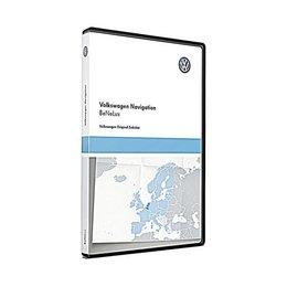 VW Navigatie update, Benelux (V13) TPC117E1BNL 2017