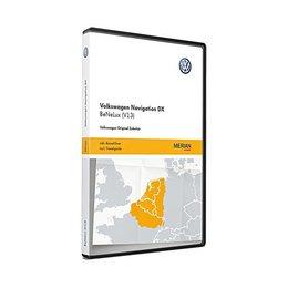 VW Navigation update RNS CD, Benelux (V13)