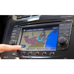 Kaartupdate 2017 SD Card Touch & Connect Opel Zafira Navigatie