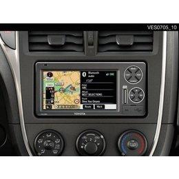 Toyota Kaartupdate 2020-2021 TOYOTA TNS350 Navigatie
