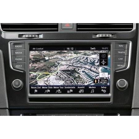 Retrofit Discover Pro MIB DAB + met Display & Golf 7 5G0 035 020 021 Navigatie VW