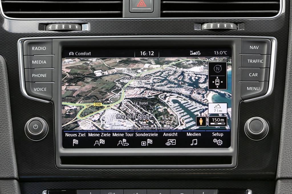 Uitgelezene Retrofit Discover Pro MIB DAB+ set met Display & Golf 7 Navigatie RZ-45