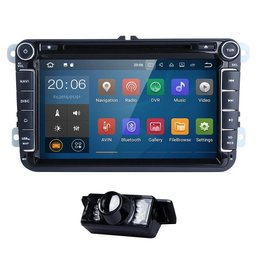 HIPZO Navigation System VW RNS510 Android 7.1 RADIO DVD Player