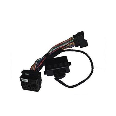 Car Gadgets BV Can Bus Converter RNS 510 mit Pfeildarstellung T5 - Touareg - Golf 4 - Passat 3BG
