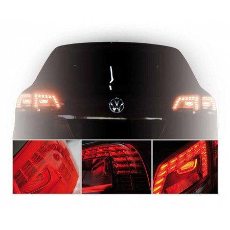 Komplett-Set LED-Heckleuchten für VW Passat B7 Limousine