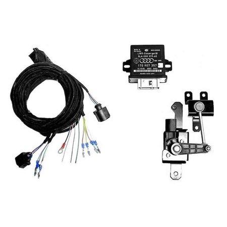 aLWR Komplett-Set für Audi Q3 - ohne elektr. Dämpferregelung / Front