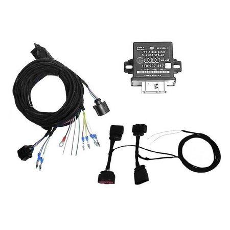 Automatische niveauregeling set - Retrofit - VW Passat B7 - met elektronische schokdempers