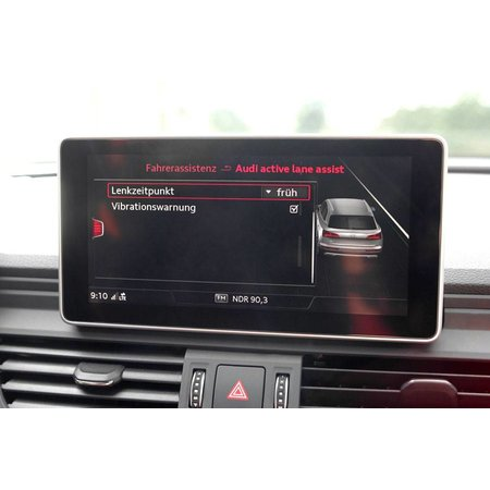 Active Lane Assist für Audi A4 8W