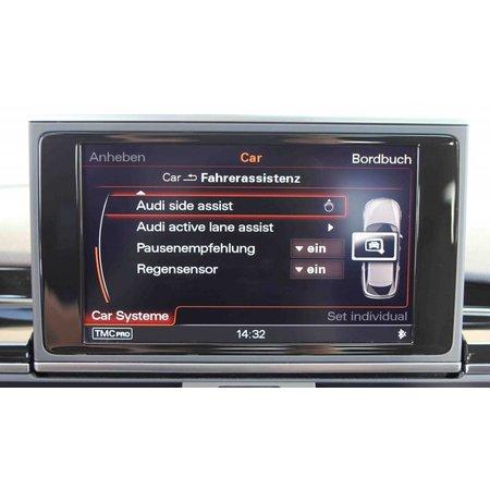 Audi side assist A6 4G