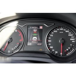 Automatic distance control (ACC) for Audi A3 8V