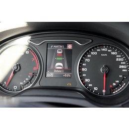 Automatische afstandscontrole (ACC) voor Audi A3 8V