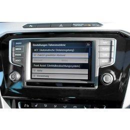 Automatic distance control (ACC) for VW Passat B8