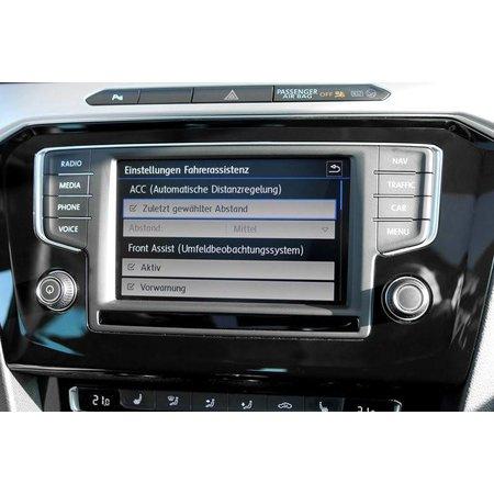 Automatische afstandsregeling (ACC) voor VW Passat B8