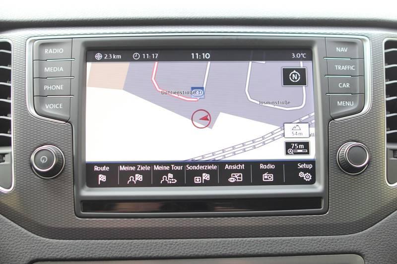 Upgrade kit Navigation system Discover pro for VW Passat B8 - SIM, DAB +