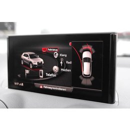 Komplett-Set APS+ Front & Heck für Audi Q2 GA