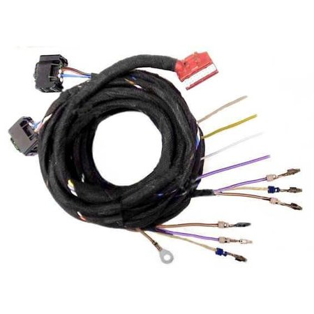 Kabelsatz aLWR - Kurvenlicht für Audi A4 B7