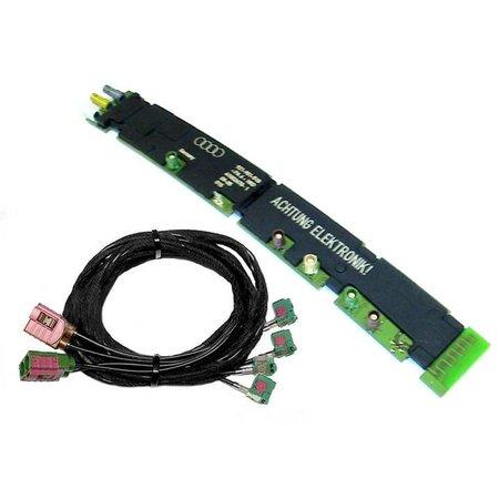 Nachrüst-Set TV-Antennenmodule für Audi A8 4E - MMI 3G