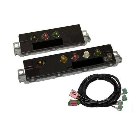 Nachrüst-Set TV-Antennenmodule für Audi A5 8T MMI 3G - Coupé