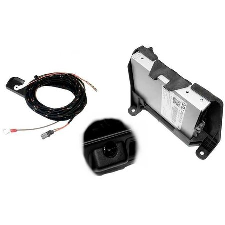 APS Advance - Rückfahrkamera für Audi Q7 4L MMI 2G - mit werkseitigem TV-Empfang