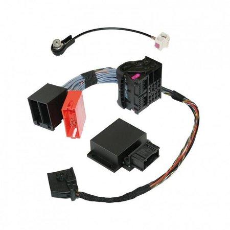 CAN-Bus Interface - VW RNS-510 / MFD3 TP kan 1,6 met / TV-Free ISO