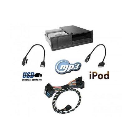 AMI Audi Music Interface RNS-E - Retrofit - Audi TT 8J