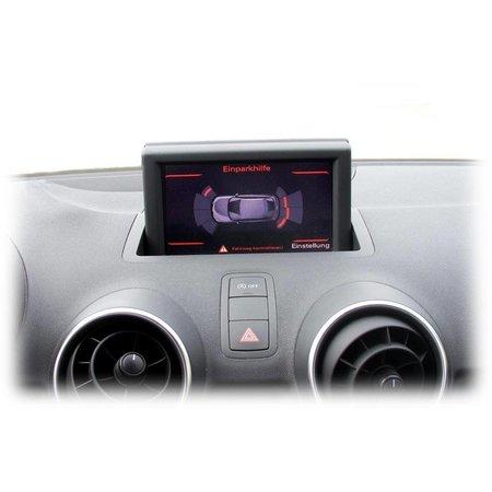 Audi Parking System Plus - voor + achter -Retrofit- Audi A1 8X