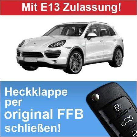 Comfort Heckklappenmodul für Porsche Cayenne ab Modelljahr 2011