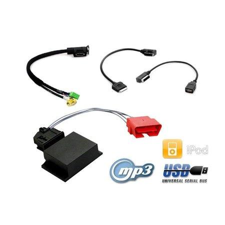 AMI Audi Music Interface für Audi A6 4G / A7 4G mit Navigation Plus - USB