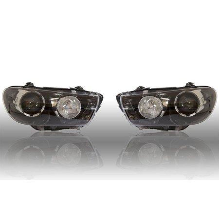 Bi-Xenon koplampen - Upgrade - VW Scirocco