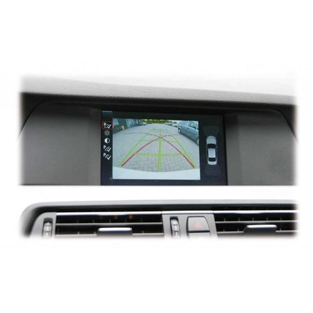 Komplett-Set - Rückfahrkamera für BMW 5er F11 Touring