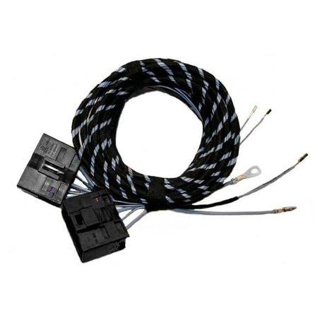 Cable set Stoelverwarming Audi Q3 8U