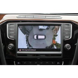 Complete set 360 Area view AreaView voor VW Tiguan AD1 - 2J2, 2J3