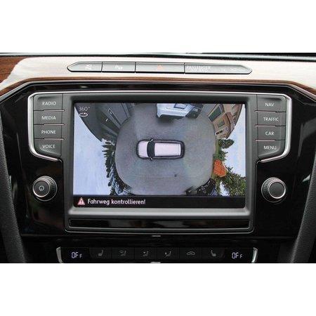 Complete set 360 Area view AreaView voor VW Tiguan AD1 - 2JR