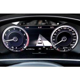 Komplett-Set Parklenkassistent für VW Tiguan AD1 - Einparkhilfe vorhanden